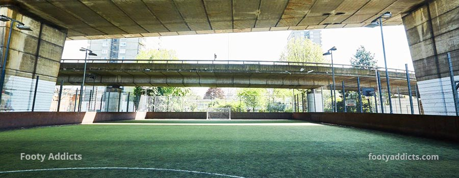 Westway  Sports Centre 6 a side football